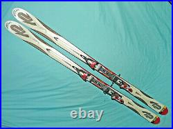 K2 Apache RECON 181cm All-Mtn SKIS with Marker MOD 12 Piston Control Bindings
