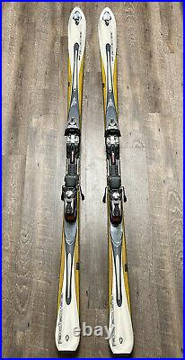 K2 Escape 5500 Unlimited Downhill Skis 178 Cm With Marker Ti 1200 Bindings EUC