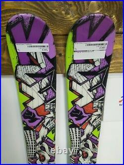 K2 Freeride 149 cm Ski + Marker 7 Bindings Winter Sport Snow Outdoor Powder