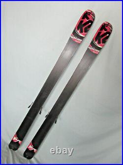 K2 HardSide all mountain skis 174cm with Marker Jester 16 ski bindings Hard Side