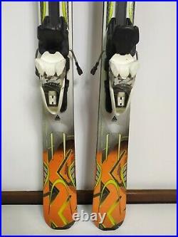 K2 Impact 160 cm Ski + Marker 10 Bindings Winter Sport Snow Fun Outdoor