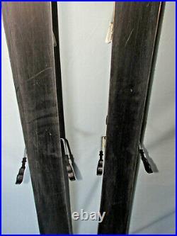 K2 Lotta LUV TNine T9 women's skis 156cm with Marker MOD 11.0 adjust. Bindings