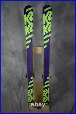 K2 Missy Skis Size 139 CM With Marker Bindings