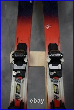 K2 Ooolaluv 85 Ti Womens Skis 156cm With Marker Bindings