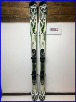 K2 Photon 156 cm Ski + Marker 10 Bindings Winter Sport Snow Outdoor Fun Mountain