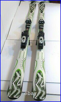 K2 Photon 177 cm Ski + Marker 10 Bindings Winter Sport Snow Outdoor Fun Mountain