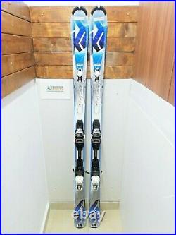 K2 RX AMP 174 cm Ski + Marker 10 Bindings Winter Sport Snow Outdoor Fun