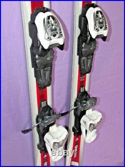 K2 Strike JR kid's skis 112cm with Marker 4.5 DEMO adjustable youth ski bindings