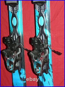 K2 Superific 160cm Women's All-Mtn Rocker Skis Marker/K2 Integrated Bindings