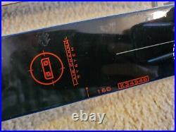 Kastle XX Snow Skis 160cm K34546 Boron Reacto R 750 Marker M27 Bindings FREESHIP