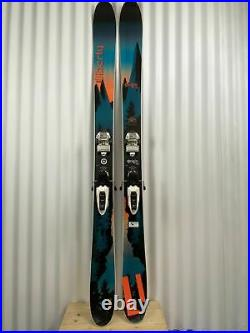 Liberty Origin 106 Skis w Marker Squire Bindings