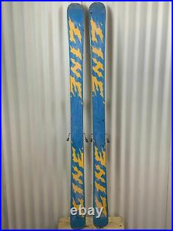 Line Afterbang Ski with Marker Binding