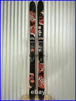 Line Chronic Skis w Marker Griffon Demo Bindings