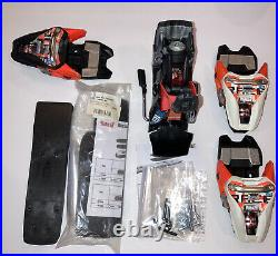 Lot of Marker Race 18 Bindings, Tuning Kit, with Extra Screws, Shims, Used