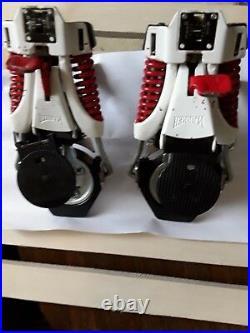 MARKER MR TWINCAM ski bindings 4-10