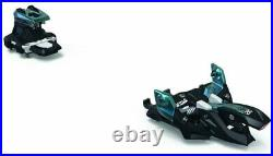Marker Alpinist 9 Alpine Touring Bindings Black/Turquoise One size NEW 2020