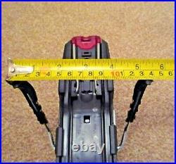 Marker F10 Ski Touring Bindings L 305-365mm + Crampons Free P+P + Fitting Guide