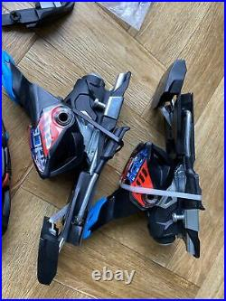 Marker Race Xcell 12 DIN / ISO 4-12 Ski Binding Black / Illumines Red New #IP70