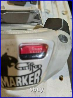 Marker griffin freeride ski bindings