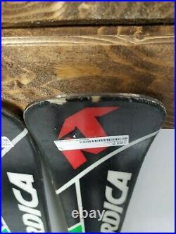 Nordica Dobermann CombiPro's 140 cm Ski + Marker 10 Bindings Winter Fun Snow