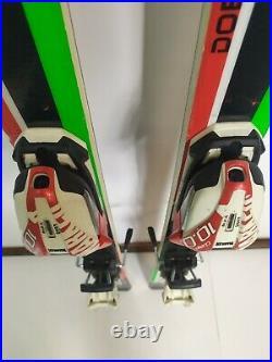 Nordica Dobermann GS WC 163 cm Ski + Marker 10 Bindings Fun Winter Sport