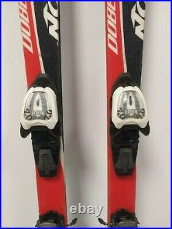 Nordica Dobermann Spitfire 150 cm Ski + Marker 7.0 Bindings Winter Sport CBS