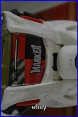 Nordica La Nina Skis Size 177 CM With Marker Bindings
