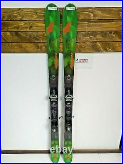 Nordica Navigator 90 172 cm Ski + Marker Griffon 13 Bindings Winter Adventure