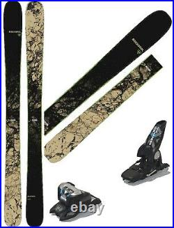ROSSIGNOL 2021 BLACK OPS SENDER 172 ALL MTN SKIS With MARKER GRIFFON BINDINGS, NEW
