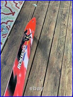 Rossignol Bg 500 Skis 170cm with Marker M26 Bindings