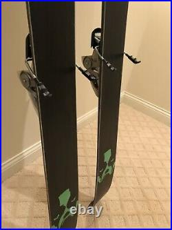 Rossignol S7 Mens Skis 188 cm with Marker Griffon Bindings