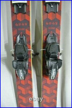 SKIS All Mountain- BLACK CROWS CAMOX- with Marker bindings-186cm