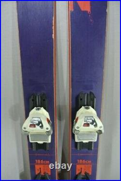 SKIS Freeride-FACTION CANDIDE THOVEX 3.0 with Marker bindings- 186cm