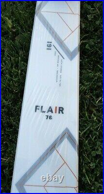 SKIS VOLKL Flair 76 161cm 2021 with Marker VMotion 9 GW Lady Bindings NEW