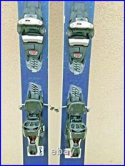 Salomon QST Lumen 99 size 174cm Teal with Marker Bindings
