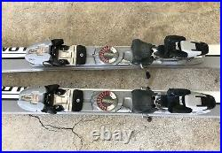 Salomon Verse 500 All-Mountain Skis 160 Cm With Marker Bindings Made In Austria