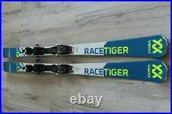 VOLKL RACETIGER Sc Limited 158cm R13.1m + MARKER Motion 10 Bindings