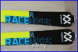 VOLKL RACETIGER Sc Limited 168cm R15,3m + MARKER Bindings