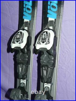 VOLKL RTM Jr Kid's SKIS 80cm with Marker 4.5 Kids Youth Jr adjustable Bindings