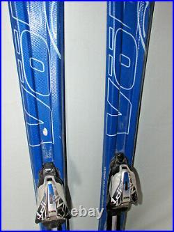Volkl Attiva Unlimited AC3 women's skis 156cm with Marker iPT 11 adjust. Bindings