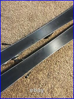 Volkl Jr. All Mountain Skis 110cm with Marker Bindings GREAT CONDITION