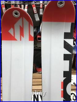 Volkl Katana V-Werks 191 Marker King Pin 10 Skin Pin Skins Ski, Binding & Skins