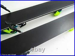 Volkl Kendo 88 184cm Freeride skis Marker Jester bindings 3D radius 129/88/111