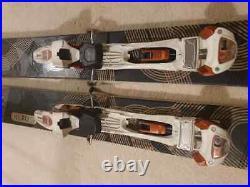 Volkl Kuro Skis (185cm) Marker Duke Binding
