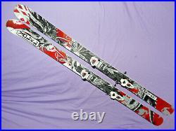 Volkl MANTRA 177cm All-Mtn Skis Tip Rocker Marker Griffon Demo Bindings Ex