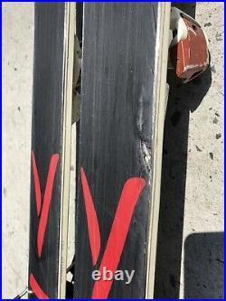 Volkl Mantra 184 cm ski skis with Marker Jester bindings