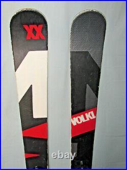 Volkl Mantra Jr Full Rocker kid's skis 148cm with Marker 7.0 youth ski bindings