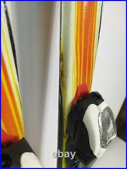 Völkl Racetiger SL R JR 150 cm Ski + Marker 7 Bindings Winter Sport Snow Fun