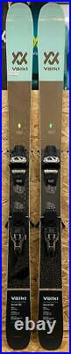 Volkl Secret 102 2020 Womens Ex-Demo Skis + Marker Griffon 13 Bindings 163cm