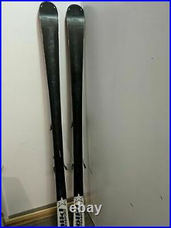 Volkl SuperSport Skis With Marker Bindings 175 Cm Double Grip Technology